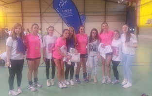 Championnats de france UNSS de volley 2014